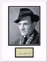 Trevor Howard Autograph Signed